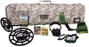 Garrett GTI 2500 Metal Detector & Accessories