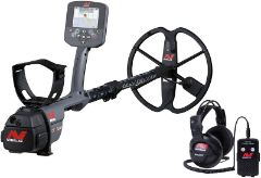 Minelab CTX 3030 with GPS