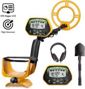 RM RicoMax GC-1037 Metal Detector