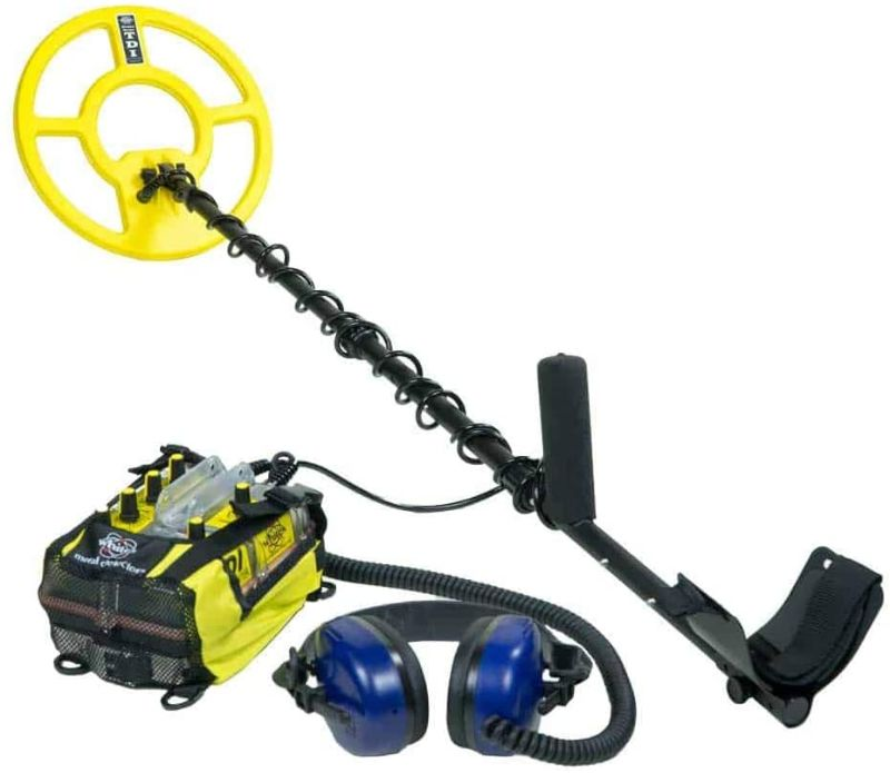 Whites TDI Beachhunter Metal Detector