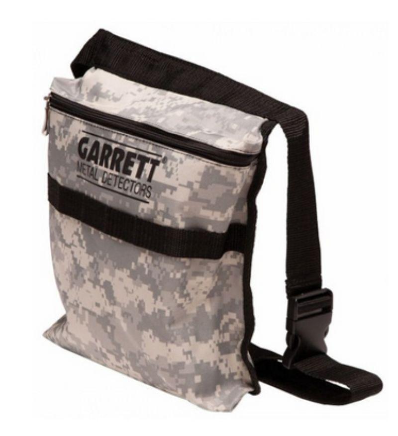 Garrett Camo Diggers Pouch