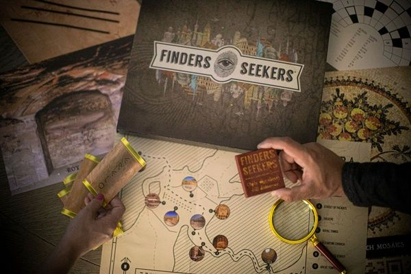Finder Seekers - Escape Room Game