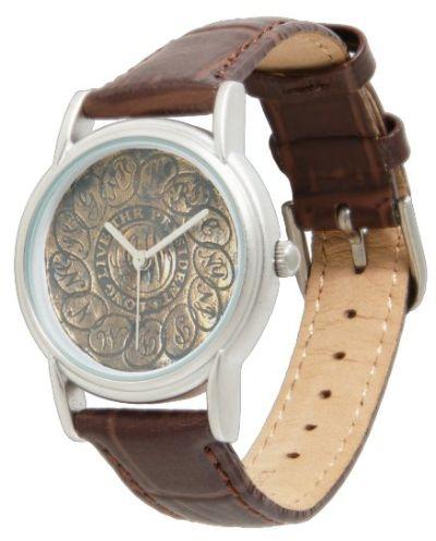 George Washington Inaugural Button Watch