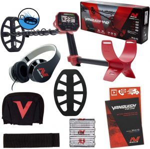 Minelab Vanquish 440 Metal Detector
