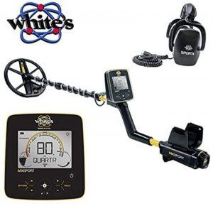 Whites MX Sport Metal Detector Review